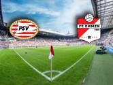 PSV - FC Emmen