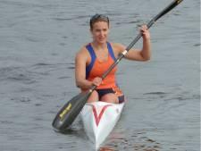 Geen ticket EK en WK voor kanovaarster Jitta van der Laan