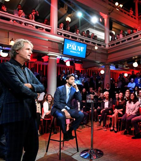 Helft tv-kijkers stemt af op debat Baudet versus Rutte