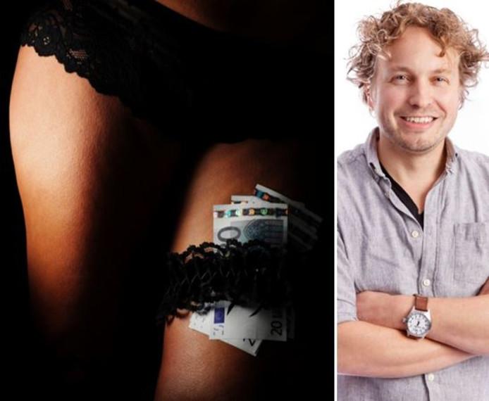 De seksindustrie lijkt in sommige opzichten op de hotel- of taxisector, vindt columnist Niels Herijgens