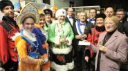 Carnavalisten schenken mooie cheque aan Centrum Menswelzijn
