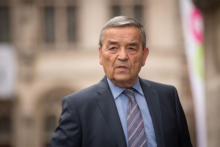 Louis Tobback is al sinds 1995 burgemeester in Leuven.