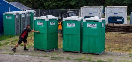 Festivaltijd: alle hens aan dek voor Goirlese verhuurder toiletcabines