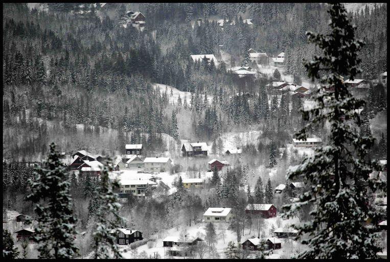 Noorwegen Beeld Büller, Jiri