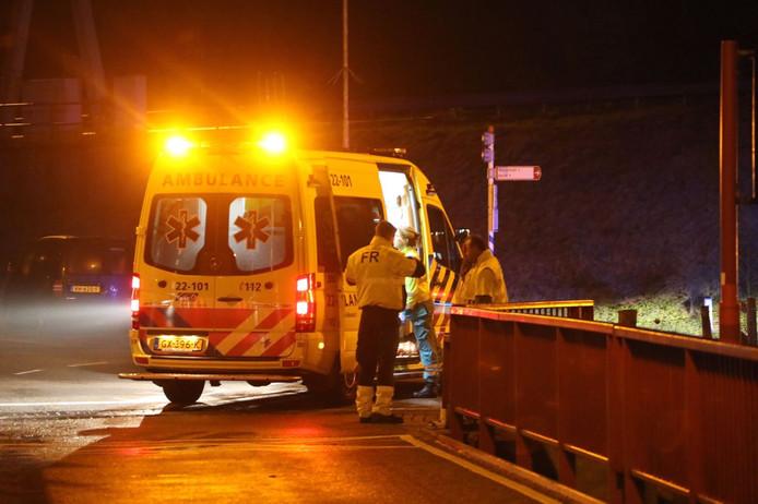 Voetganger ernstig gewond bij aanrijding in Oirschot