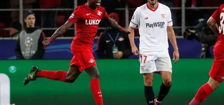 Promes van grote waarde voor Spartak Moskou