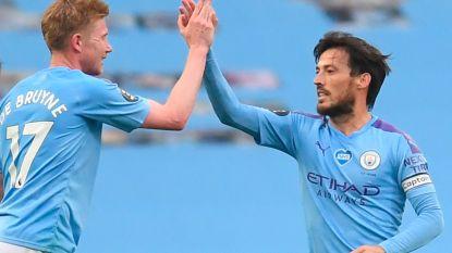 Het record van Henry moet eraan: De Bruyne heeft nog twee assists nodig, David Silva schittert tegen Newcastle