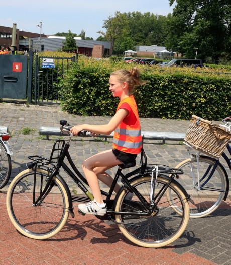 Nieuwe brugpiepers leren alvast de weg naar het Reynaertcollege in Hulst