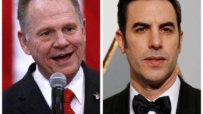 Amerikaanse politicus eist 95 miljoen dollar schadevergoeding van Sacha Baron Cohen