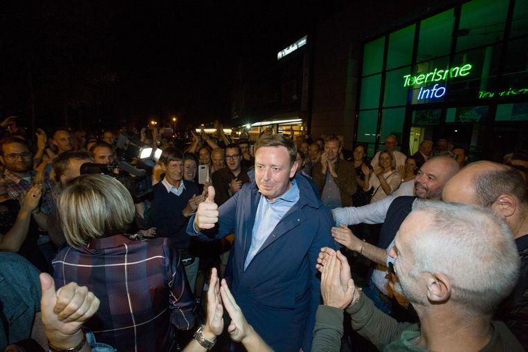 Bob Nijs wordt burgemeester van Lommel