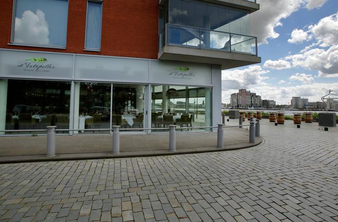 Restaurant De Ertepeller in Papendrecht.