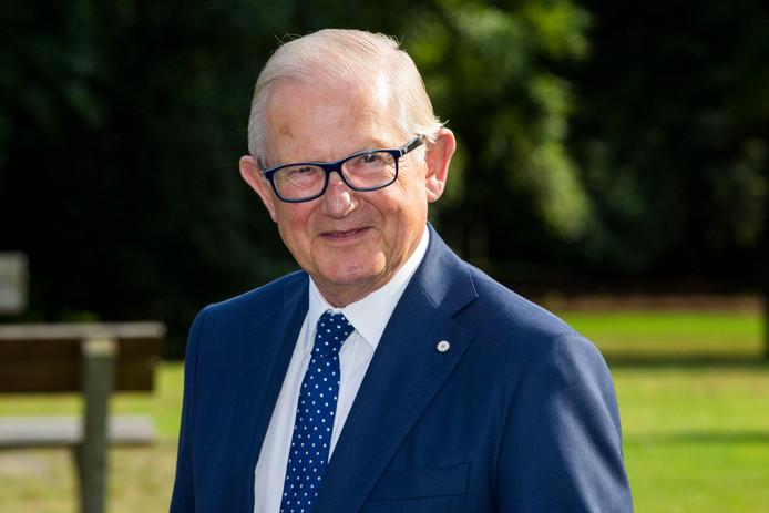 Prof. mr. Pieter van Vollenhoven.