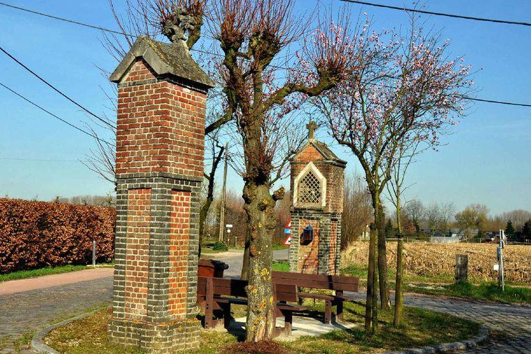 De twistkapelletjes hebben een bijzondere geschiedenis en waren sinds 1981 een beschermd dorpsgezicht.