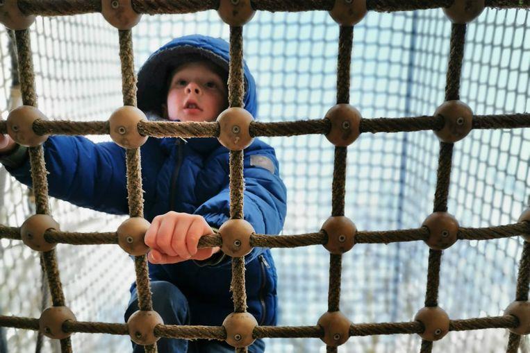 Wouter Beke geeft 1000 euro aan Huis van het Kind in Aarschot