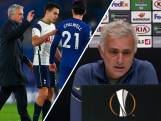 Mourinho: 'Champions League-afvallers niet welkom bij Europa League'