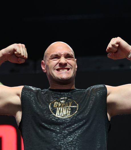 Tyson Fury aurait été contacté pour faire un combat-exhibition contre Mike Tyson