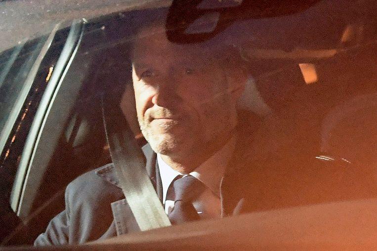 PS-voorzitter Paul Magnette is door koning Filip aangesteld als informateur.