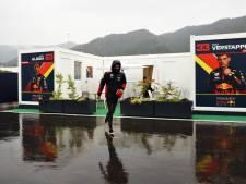 LIVE | Regen blijft vallen in Spielberg, F1 houdt rekening met kwalificatie op zondag