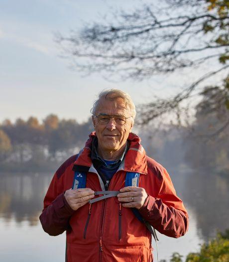 Warnsveldse wandelfanaat Dolf Logemann bedenkt Berkelpad: 'Het stukje tussen Almen en Lochem is echt prachtig'