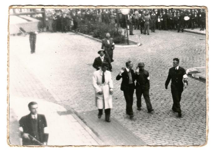 De vader van Tanja Wolterbeek werd na de oorlog opgepakt in de Eindhovense Wattstraat omdat hij had samengewerkt met de Duitsers.