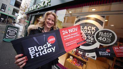 Kortingen tot 40 procent op Black Friday