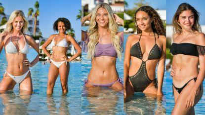 Eén van deze vijf dames wint volgens ons het kroontje van Miss België 2020