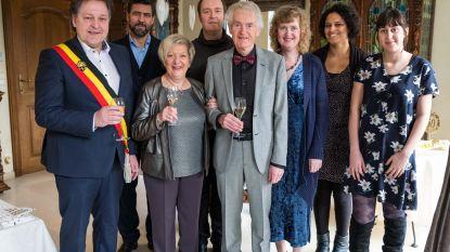 Goud voor Felix Devreese en Betty Michaux