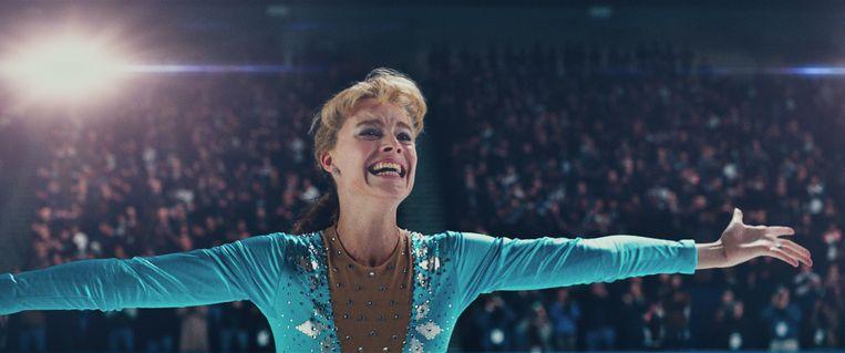 Margot Robbie speelt de rol van Tonya Harding formidabel. Beeld TRBEELD