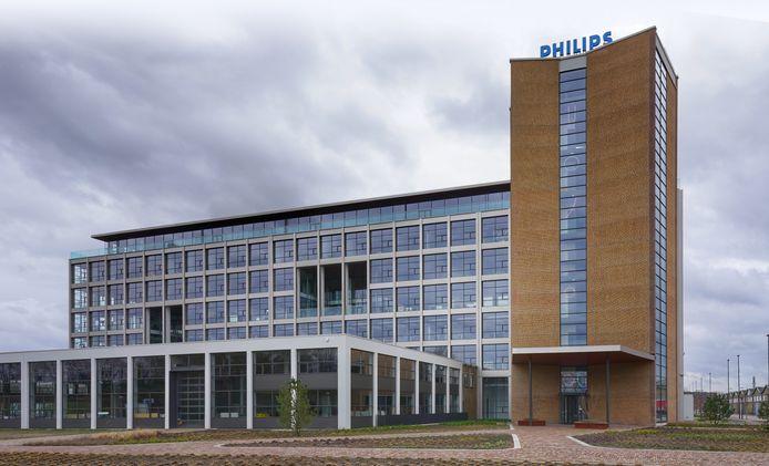 De nieuwe locatie van SyncForce: Strijp T in Eindhoven.