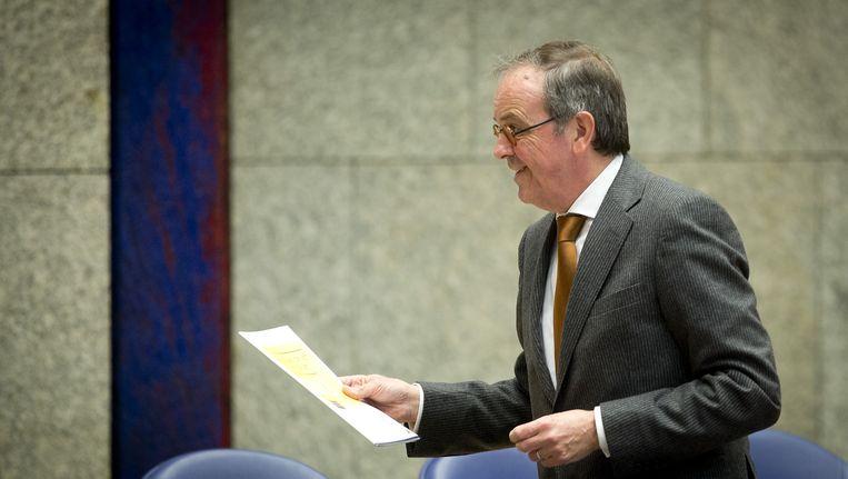 Waarnemend Ombudsman, Frank van Dooren. Beeld ANP