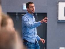 Wouter van Brenk weg bij korfbalvereniging ODIK: 'Nooit mijn intentie om één jaar te blijven'