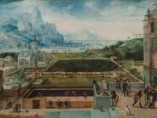 Lucas Gassel schilderde het eerste tennisveld en nog vier ontdekkingen over de 'echte Hellemonder'
