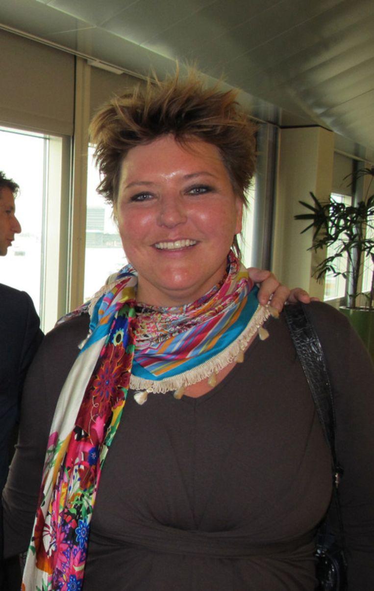 D66-fractievoorzitter Ingeborg Baltussen. Foto Lorianne van Gelder Beeld