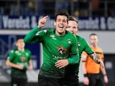 Kevin Hoggas loodst Cercle Brugge met vijfde seizoenstreffer voorbij STVV