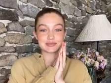 Gigi Hadid dévoile l'astuce qui lui a permis de cacher son baby bump