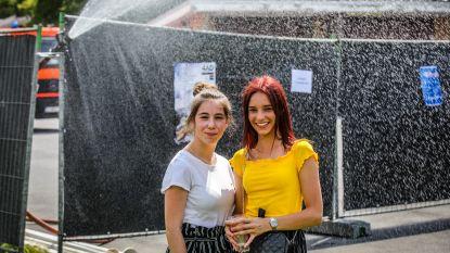 Jongeren zetten hun vakantie in op festival Sunbeam