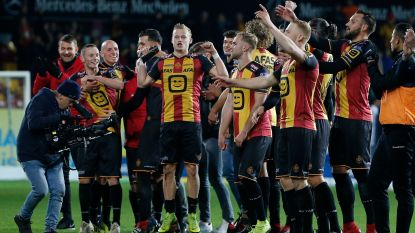 Kers op de sportieve taart voor 15.000 Mechelaars: KV Mechelen pakt de periodetitel in 1B na achtste zege op rij
