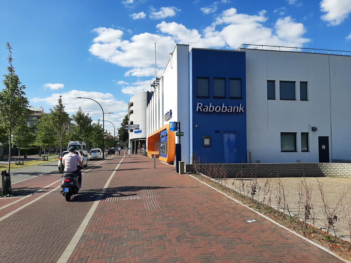 De vestiging van de Rabobank aan de Terborgseweg bij het centrum van Doetinchem sluit.