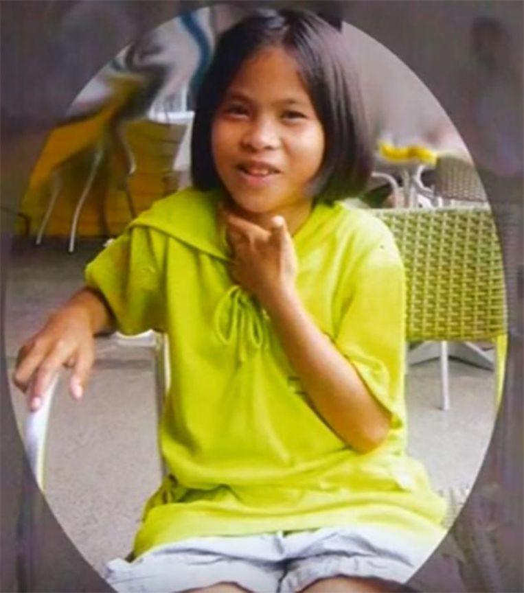 De 11-jarige Cindy moest haar eigen graf graven voor ze werd gewurgd.