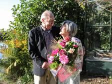 Ooit buurkinderen, nu 60 jaar getrouwd