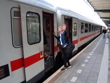 Met de trein naar Berlijn steeds populairder door vliegschaamte: 'Vliegen is goedkoper, maar ik vind het zonde van het milieu'
