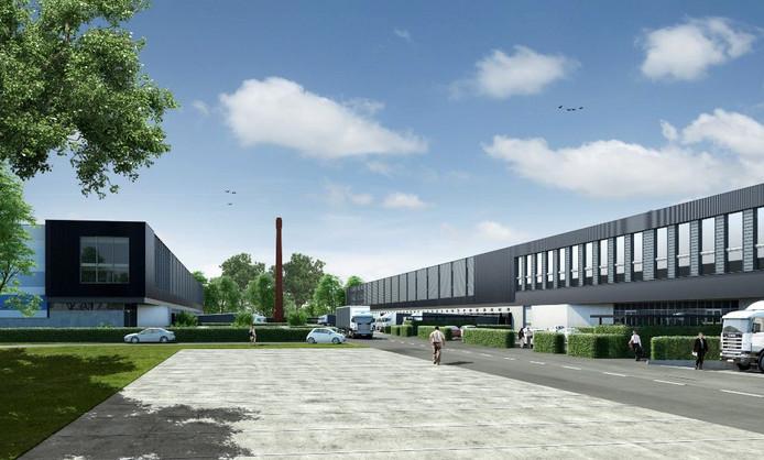 Megabedrijf naar Philipsterrein in Roosendaal