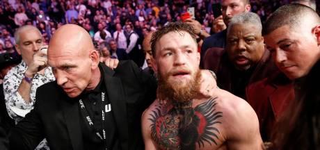Boete en schorsing voor vechtende Nurmagomedov en McGregor