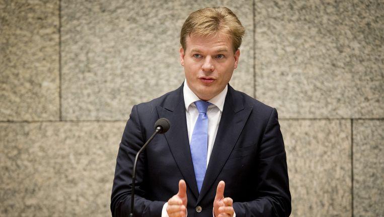 CDA-Kamerlid Pieter Omtzigt. Beeld anp
