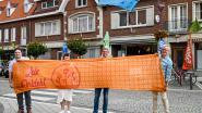 Gemeente ondersteunt middenstand met kleurrijke banners