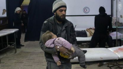Rebellen Oost-Ghouta weigeren elke evacuatie, ook die van burgers