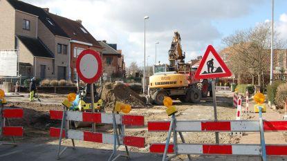 Kruispunt Nieuwstraat met Kalverstraat onderbroken