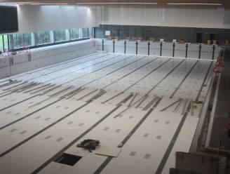 Inbrekers aan de haal met werkmateriaal in nieuw zwembad van Oostende