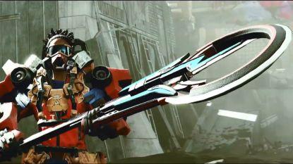 Ledematen vliegen in het rond in bloederige lanceertrailer game The Surge 2