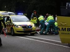 Voetganger zwaargewond na aanrijding Amersfoortseweg